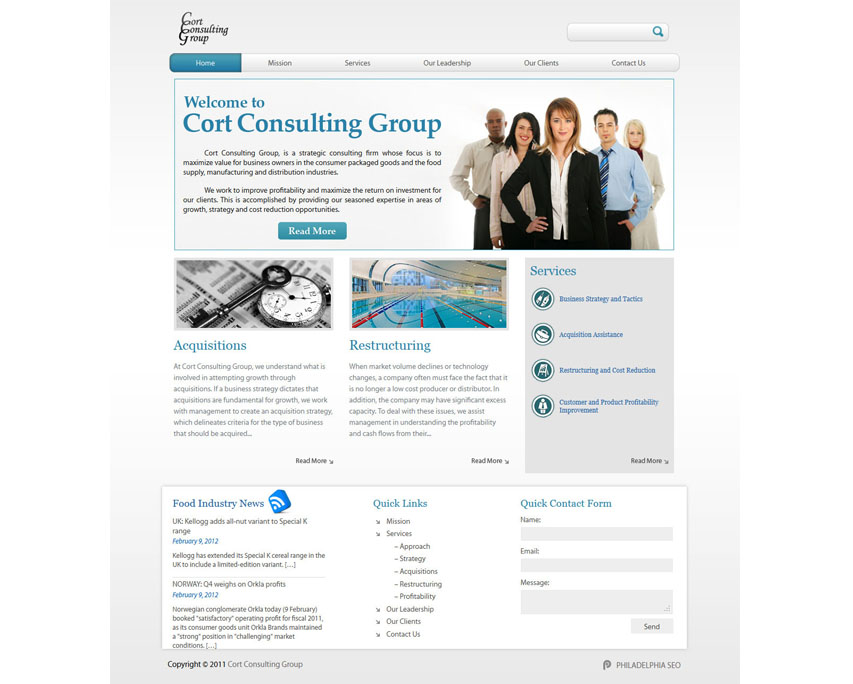 Cort Consulting Group