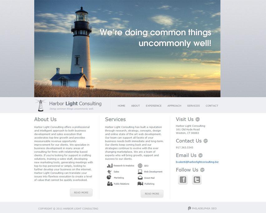 Harbor Light Consulting
