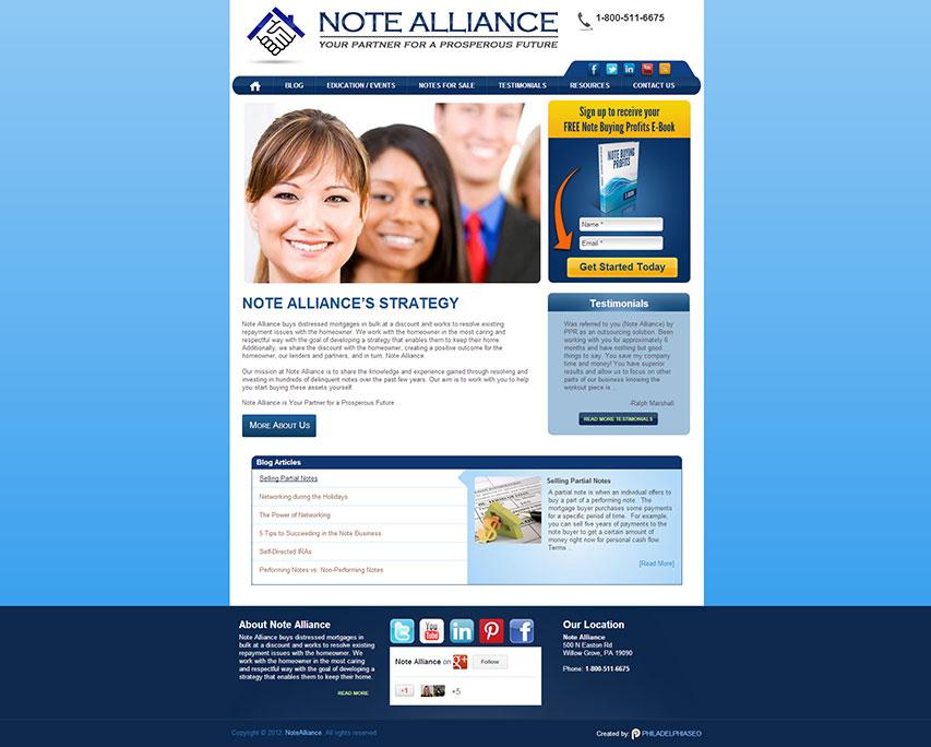 NoteAlliance